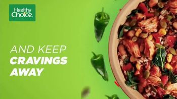 Healthy Choice Power Bowls TV Spot, 'Cravings: Protein' - Thumbnail 3