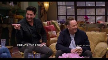 HBO Max TV Spot, 'Friends Reunion and So Much More' - Thumbnail 3