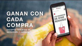 Macy's TV Spot, 'Los precios más bajos de la temporada: Juegos de cama, Shark Navigator, sofá' [Spanish] - Thumbnail 10