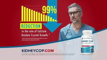 Calcium Oxalate Labs Kidney C.O.P. TV Spot, 'Silently' - Thumbnail 6