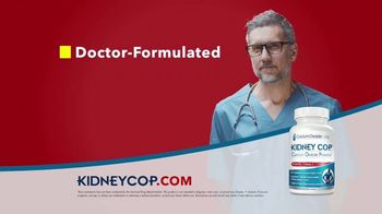 Calcium Oxalate Labs Kidney C.O.P. TV Spot, 'Silently' - Thumbnail 7