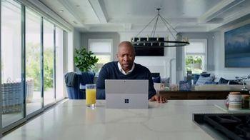 Microsoft Office TV Spot, 'Bow Tie' Featuring Ernie Johnson Jr., Kenny Smith, Reggie Miller - Thumbnail 4