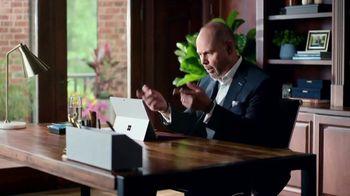 Microsoft Office TV Spot, 'Bow Tie' Featuring Ernie Johnson Jr., Kenny Smith, Reggie Miller - Thumbnail 5