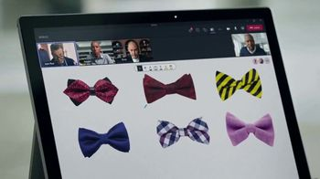 Microsoft Office TV Spot, 'Bow Tie' Featuring Ernie Johnson Jr., Kenny Smith, Reggie Miller - Thumbnail 6