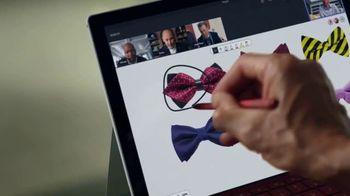 Microsoft Office TV Spot, 'Bow Tie' Featuring Ernie Johnson Jr., Kenny Smith, Reggie Miller - Thumbnail 9