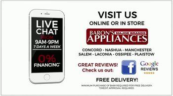 Bosch Home TV Spot, 'Keep Foods Fresh: 0% Financing' - Thumbnail 8