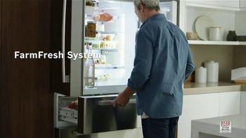Bosch Home TV Spot, 'Keep Foods Fresh: 0% Financing' - Thumbnail 5
