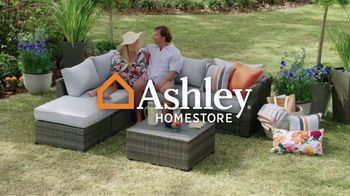 Ashley HomeStore Memorial Day Sale TV Spot, 'Ends Monday: Up to 30% Off'