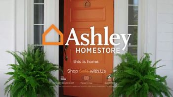 Ashley HomeStore Memorial Day Sale TV Spot, 'Ends Monday: Up to 25% Off, 0% Interest' - Thumbnail 7