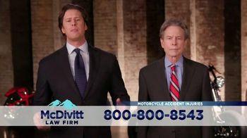 McDivitt Law Firm, P.C. TV Spot, 'Out of Line' Featuring Paul Teutul Sr.