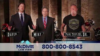 McDivitt Law Firm, P.C. TV Spot, 'Out of Line' Featuring Paul Teutul Sr. - Thumbnail 4