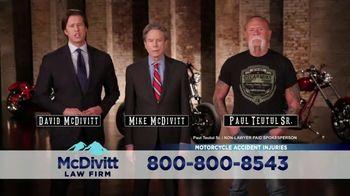 McDivitt Law Firm, P.C. TV Spot, 'Out of Line' Featuring Paul Teutul Sr. - Thumbnail 5