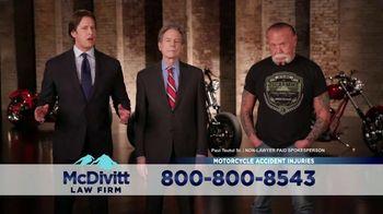 McDivitt Law Firm, P.C. TV Spot, 'Out of Line' Featuring Paul Teutul Sr. - Thumbnail 7