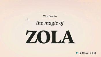 Zola TV Spot, 'Wild About Wedding Planning' - Thumbnail 1
