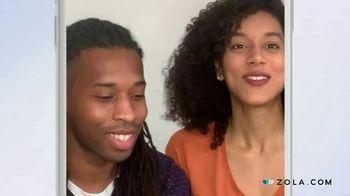 Zola TV Spot, 'Wild About Wedding Planning' - Thumbnail 2