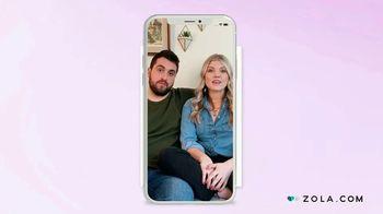 Zola TV Spot, 'Wild About Wedding Planning' - Thumbnail 5