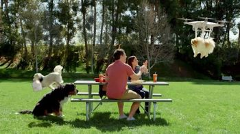 Togo's Cheese Steak Melt TV Spot, 'Doggy on Drone'