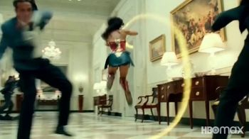 HBO Max TV Spot, 'Wonder Woman 1984' - Thumbnail 2