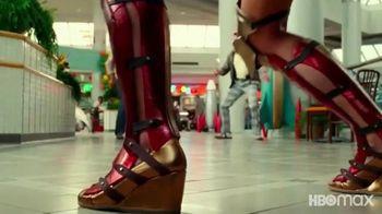 HBO Max TV Spot, 'Wonder Woman 1984' - Thumbnail 4