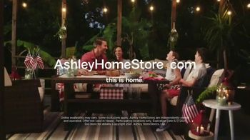 Ashley HomeStore Memorial Day Sale TV Spot, 'Extended: Up to 30% Off or No Interest' - Thumbnail 7