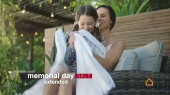Ashley HomeStore Memorial Day Sale TV Spot, 'Extended: Up to 30% Off or No Interest' - Thumbnail 3