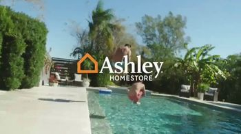 Ashley HomeStore Memorial Day Sale TV Spot, 'Extended: Up to 30% Off or No Interest'