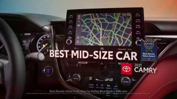 Toyota TV Spot, 'Best in Value' [T2] - Thumbnail 5