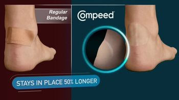 Compeed Advanced Blister Care TV Spot, 'Slowed Down' - Thumbnail 8