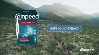 Compeed Advanced Blister Care TV Spot, 'Slowed Down'