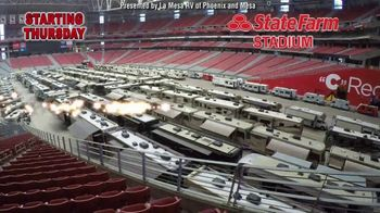 La Mesa RV TV Spot, 'State Farm Stadium RV Show'