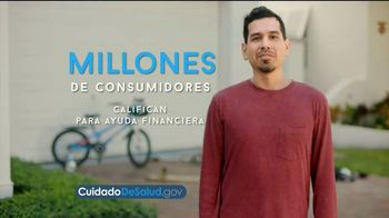 U.S. Department of Health and Human Services TV Spot, 'Ley del estímulo del COVID' [Spanish] - Thumbnail 3