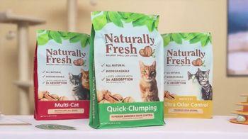 Naturally Fresh TV Spot, 'New Cat Parents' - Thumbnail 8