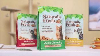 Naturally Fresh TV Spot, 'New Cat Parents' - Thumbnail 7