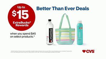 CVS Health TV Spot, 'Summer: $15 ExtraBucks Rewards' - Thumbnail 10