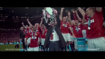 Paramount+ TV Spot, 'Sir Alex Ferguson: Never Give In' - Thumbnail 8