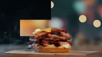 Arby's Smokehouse TV Spot, 'Problem Solved' Song by YOGI - Thumbnail 5