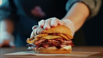 Arby's Smokehouse TV Spot, 'Problem Solved' Song by YOGI