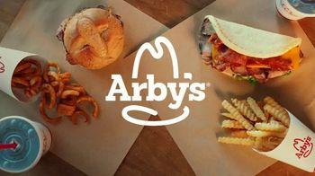 Arby's Smokehouse TV Spot, 'Brisket Buns Forever' Song by YOGI - Thumbnail 8