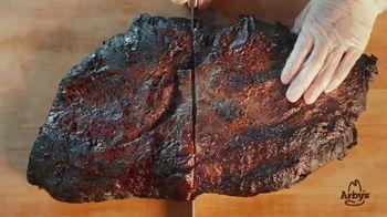 Arby's Smokehouse TV Spot, 'Brisket Buns Forever' Song by YOGI - Thumbnail 7