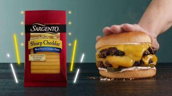 Sargento Sharp Cheddar TV Spot, '51% Cheese'