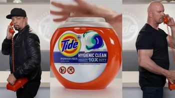 Tide TV Spot, 'Cold Callers: Turn to Cold With Annie Murphy' Ft. Ice-T, Steve Austin - Thumbnail 2