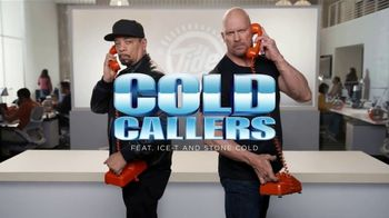 Tide TV Spot, 'Cold Callers: Turn to Cold With Annie Murphy' Ft. Ice-T, Steve Austin - Thumbnail 3