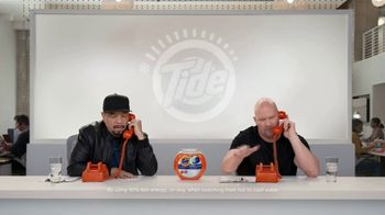 Tide TV Spot, 'Cold Callers: Turn to Cold With Annie Murphy' Ft. Ice-T, Steve Austin - Thumbnail 8