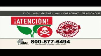 The Sentinel Group TV Spot, 'Advertencia sobre Paraquat' [Spanish]