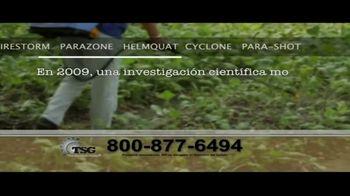 The Sentinel Group TV Spot, 'Advertencia sobre Paraquat' [Spanish] - Thumbnail 2