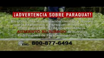 The Sentinel Group TV Spot, 'Advertencia sobre Paraquat' [Spanish] - Thumbnail 3
