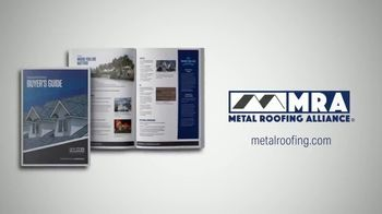 Metal Roofing Alliance TV Spot, 'Choosing a Quality Metal Roof' - Thumbnail 10