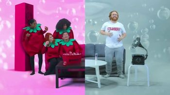 Buzzballz Strawberry 'Rita TV Spot, 'Choose the Flavorful Strawberry 'Rita' Song by JAWNY