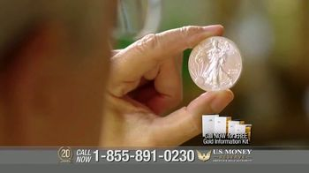 U.S. Money Reserve TV Spot, '20 Years: Thank You For Your Support' - Thumbnail 10