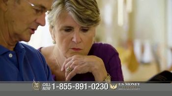 U.S. Money Reserve TV Spot, '20 Years: Thank You For Your Support' - Thumbnail 7